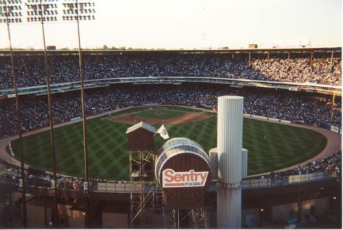 Last game- County Stadium (Randy Bryce)